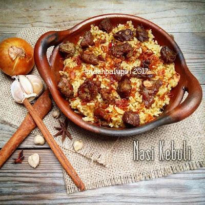 Resep Nasi Kebuli Sederhana Ala Rumahan By @endahpalupid