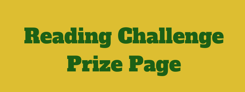 Reading Challenge Prize Page