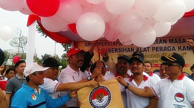 Panwas Kerahkan 1.796 Personel untuk Mengawasi TPS Pilwako Pekanbaru