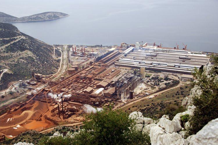 Αποτέλεσμα εικόνας για Αλουμίνιο της Ελλάδος
