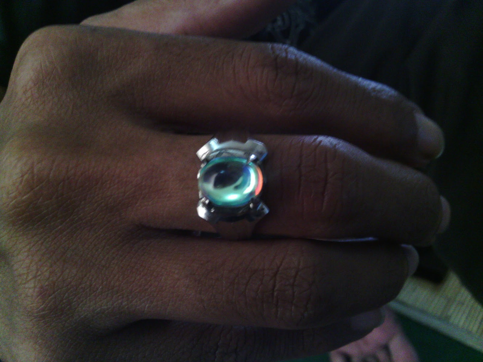 Khasiat Batu Kalimaya Pelangi saya memilih batu ini