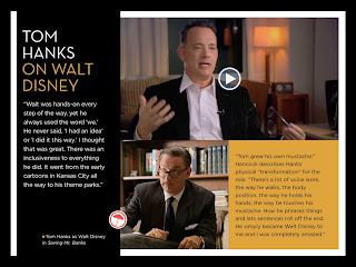 "alt Disney Studios has Released ""Saving Mr. Banks"" : The Official Multi-touch Book"