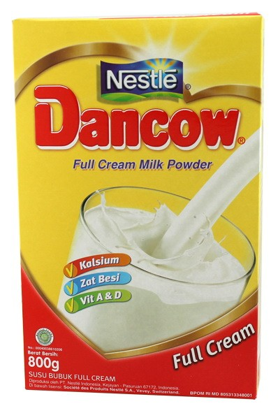 Masker Susu Dancow Full Cream : masker, dancow, cream, Perbedaan, Dancow, Cream, Instan, Membedakan