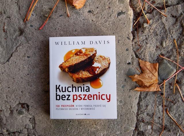 """książka """"Kuchnia bez pszenicy"""""""