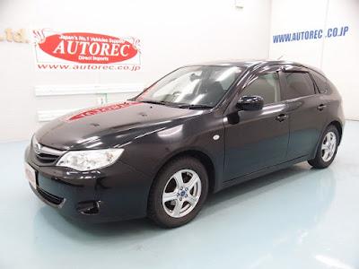 16026PT02 2010 Subaru Impreza