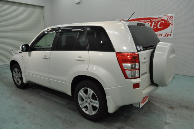 2006 Suzuki Escudo 2 7xs 4wd For Kenya Price Down Japanese Vehicles To The World