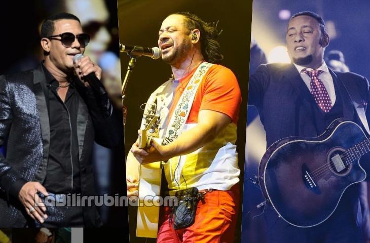 """Raulín Rodríguez: """" Los tres bachateros que modernizaron el género fuimos Luis Vargas, Anthony Santos y yo"""""""