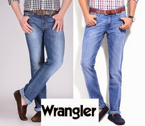 Flipkart: Flat 40% – 50% OFF On Wrangler Men's Jeans (Price Starts from Rs.847)