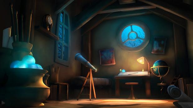 Mk Visual Production Inspired Pixar