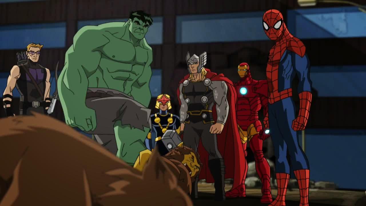 Il Mondo Di Supergoku Ultimate Spider Man