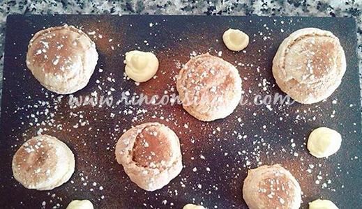 macarons sin gluten