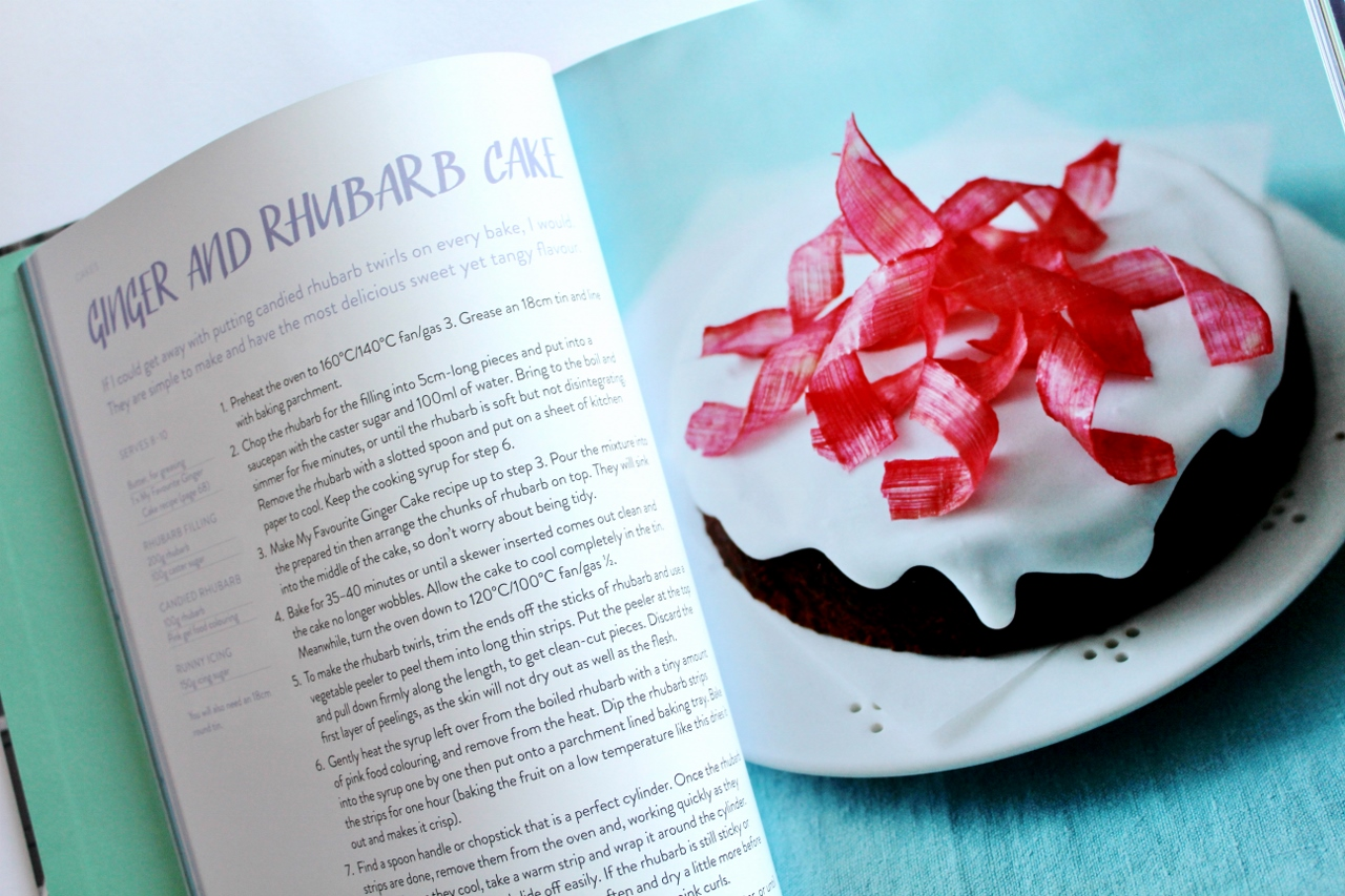 Twist recipe book by Martha Collison