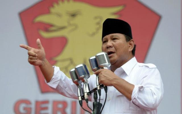 Pengamat: Gerindra Bisa Kualat Jika Tidak Usung Prabowo Sebagai Capres