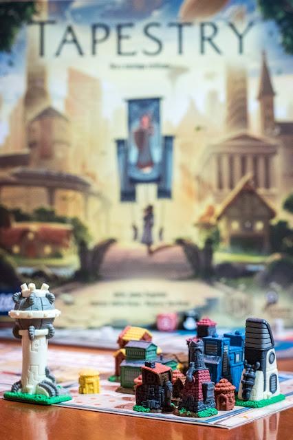 fotky hry Tapestry