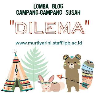 lomba blog gampang-gampang susah