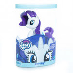 MLP Molded Mane Pony Singles Rarity Brushable Pony