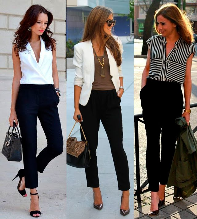 Fashion 101: How NOT To Dress Boring For Work