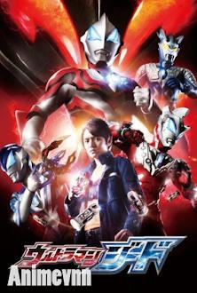 Ultraman Geed -  2017 Poster