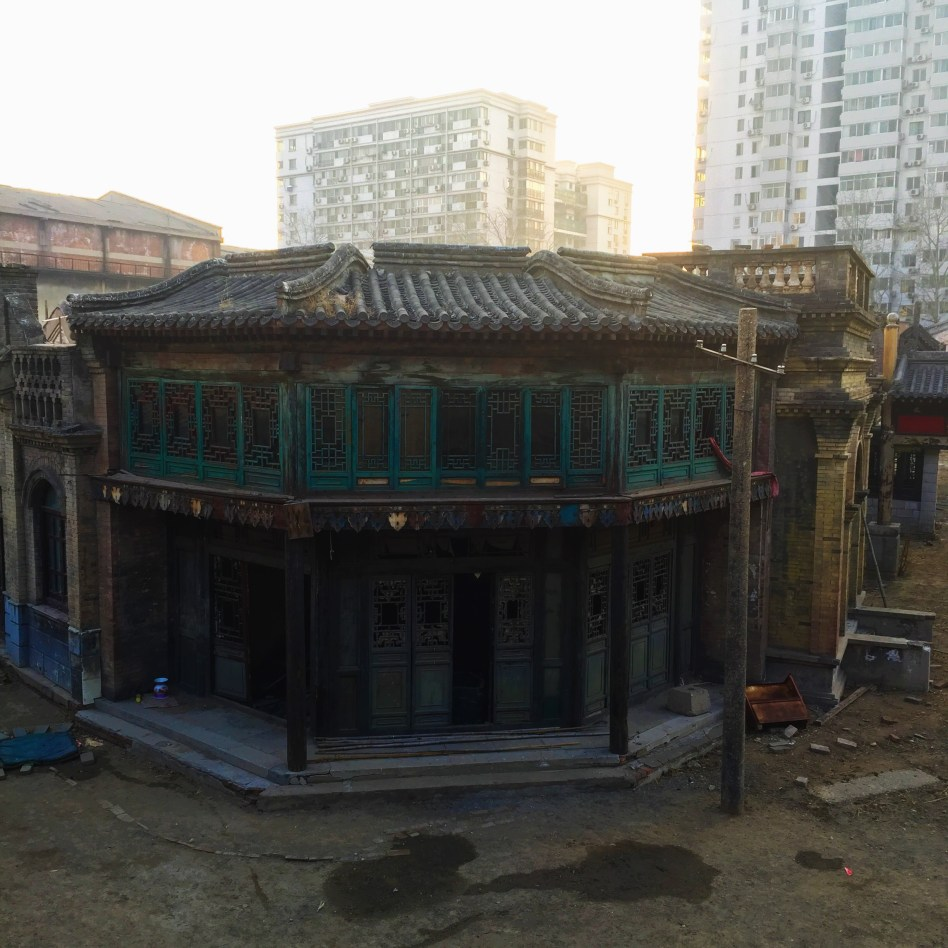 Deserted Places: The Abandoned Backlot Of Beijing Film Academy