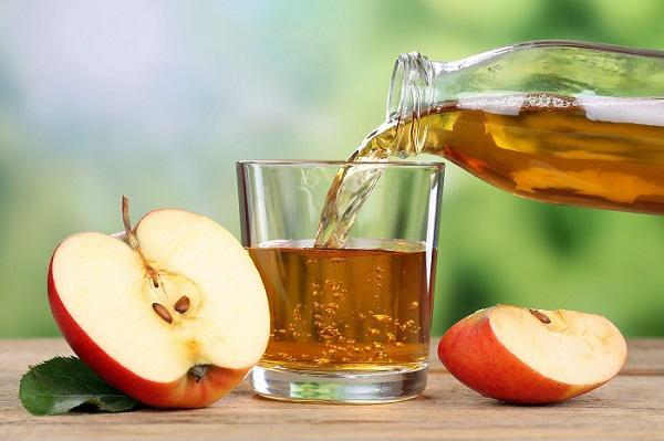 Giảm cân hiệu quả, an toàn bằng giấm táo ngay tại nhà 1