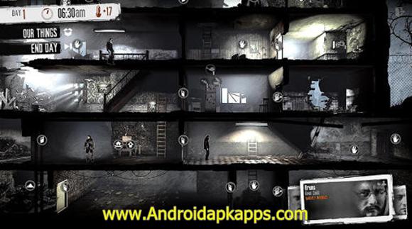 This War of Mine Apk MOD v1.3.6 Full OBB Data Latest Version Gratis 2015 Free Download