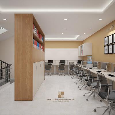Thiết kế nội thất phòng làm việc đẹp để làm việc hiệu quả hơn - H1