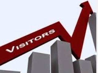 Cara Jitu Mendatangkan Pengunjung RIBUAN Pada Blog :Tebukti !!!