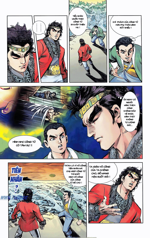 Tần Vương Doanh Chính chapter 5 trang 31