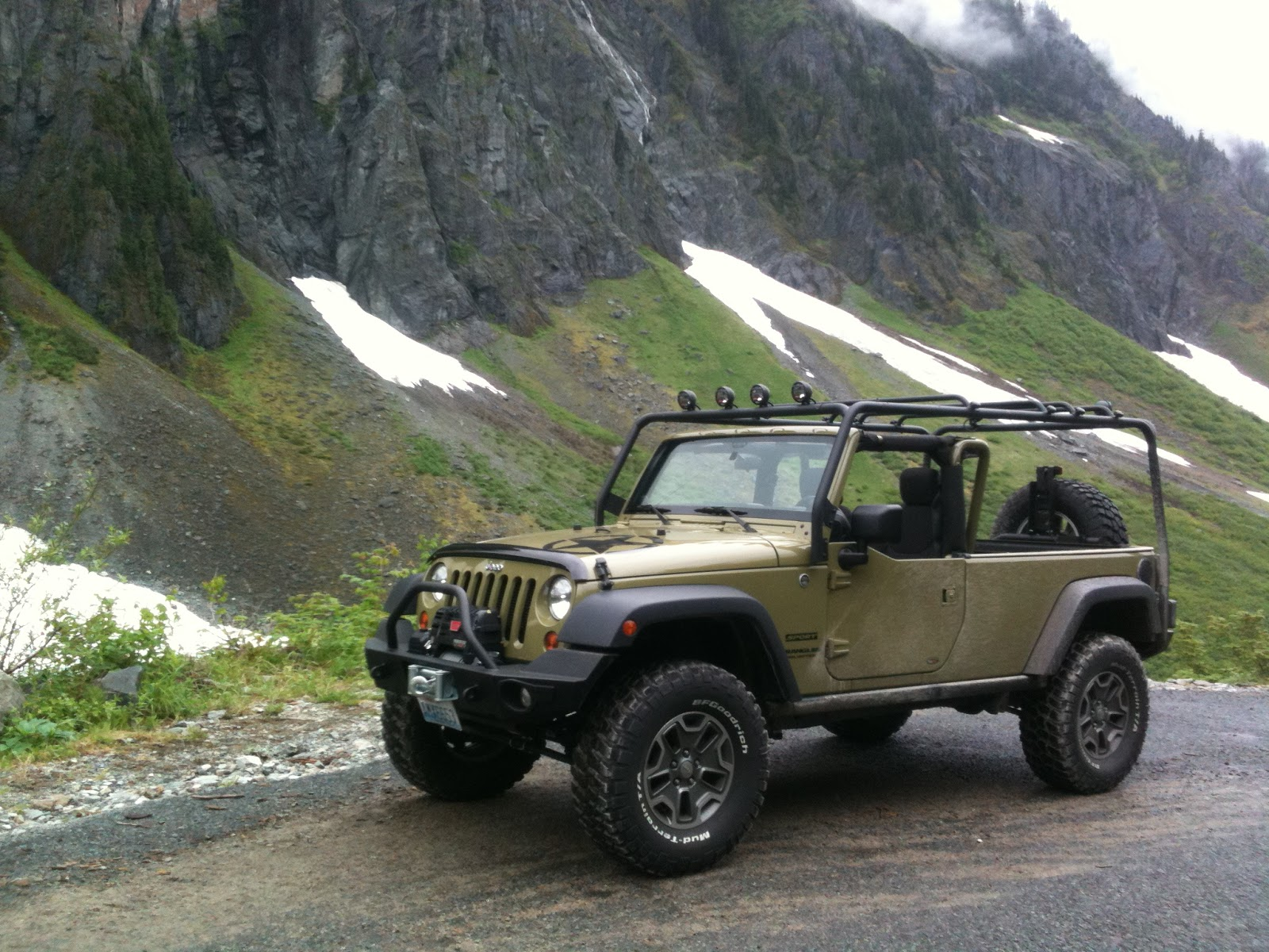 2013 Jeep Wrangler JK8 Conversion