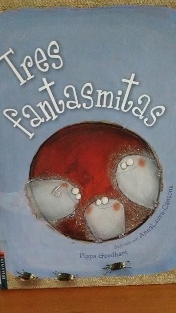 tres fantasmitas-pippa goodhart-annalLaura Cantone