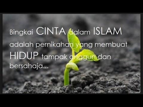 Kata Mutiara Cinta Islami yang Menyentuh Hati Pasangan