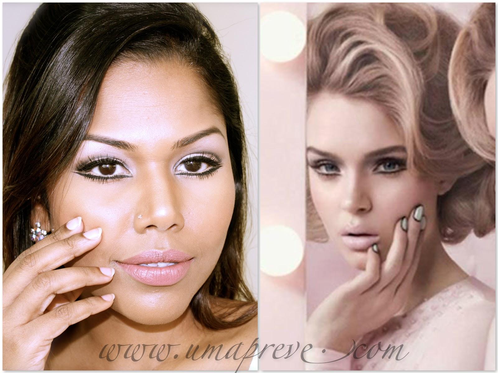 Umamakeuphdtv Mac Glamour Daze Inspired Makeup