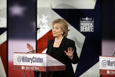Politics : Hillary Clinton Steaming Toward Presidency