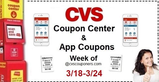 http://www.cvscouponers.com/2018/03/cvs-coupon-center-app-coupons-week-of_21.html