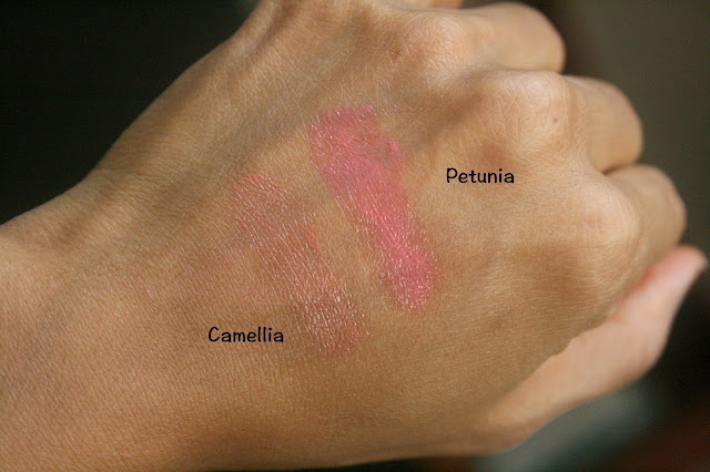 Stila Convertible Color in Camellia and Petunia