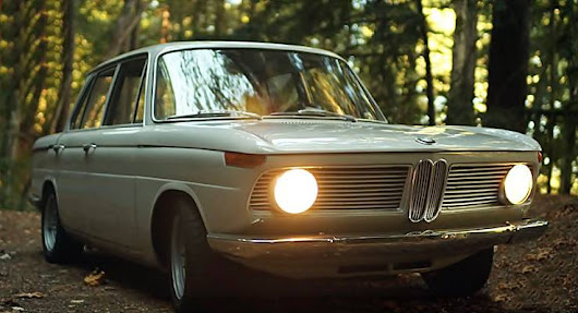 The Classic BMW 1600 | BMW Redesign