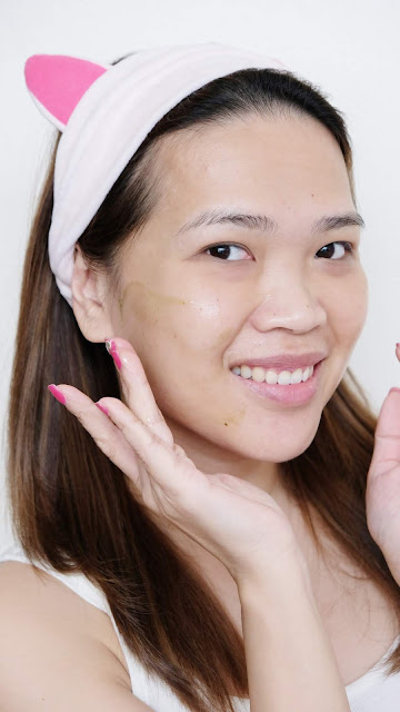 Althea Real Fresh Skin Detoxer review in Rose and Green Tea的照片,来自www.svasr.com的Nikki Tiudota2雷竞技