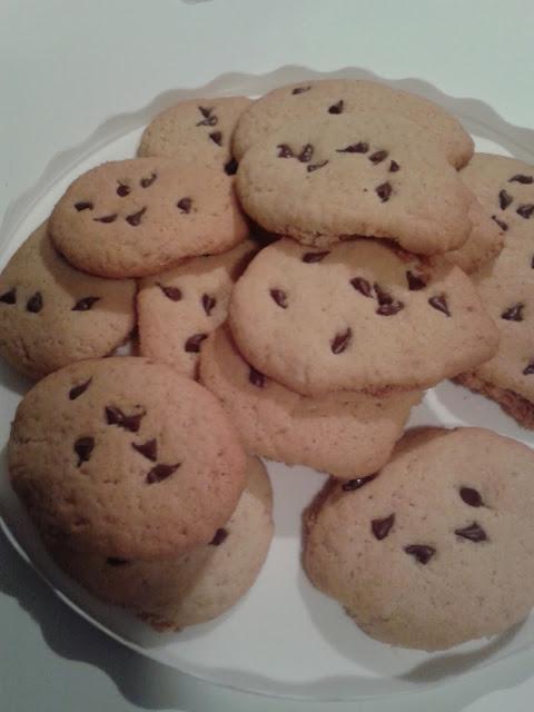 Biscotti tipo gocciole