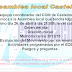 Convocatoria II Asamblea Local Castellón