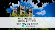 Open Treasure at Durham Cathedral with Kids and Beasts! (REVIEW)