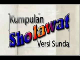Kumpulan Sholawat Sunda Mp3