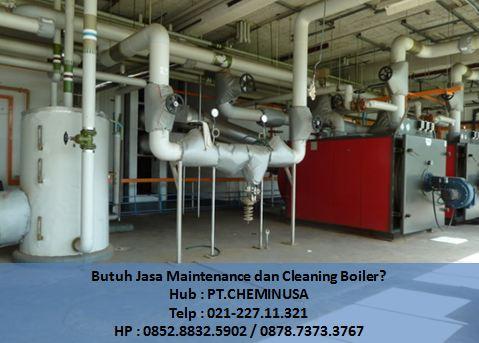 Anda harus memahami tentang boiler treatment