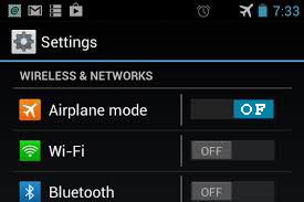 Cara Memperbaiki WiFi Tidak Mau  Menyala  Ponsel Android 3