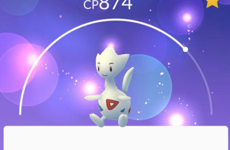 Togetic ahora es más fácil de capturar en Pokémon GO pero sigue siendo muy complicado