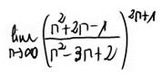 32. Límite de una sucesión (número e) 9