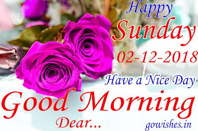 Good Morning wishes Image wallpaperToday 02-12-2018