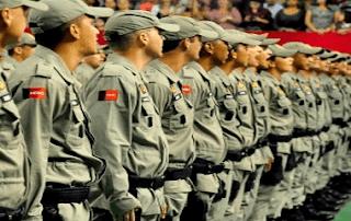 TCE aponta carência de 8,7 mil policiais na PB, mas RC não nomeia concursados