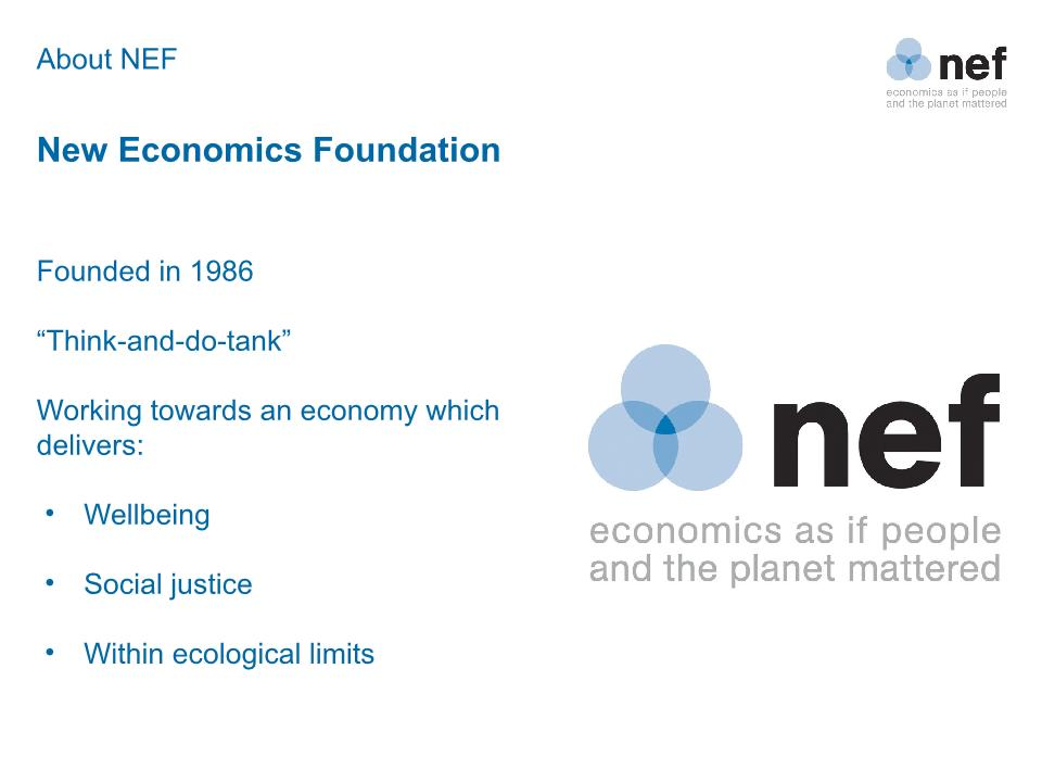 foundation in economics The foundation's behavioral economics program supports research that uses behavioral insights from psychology, economics, sociology, political science and other social sciences to examine and improve social and living conditions in the united states.