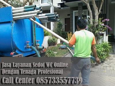 Jasa Tinja dan Sedot WC Jalan Diponegoro Surabaya