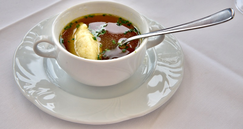 Austria Karyntia, Karyntia co jeść, Austria Karyntia kuchnia